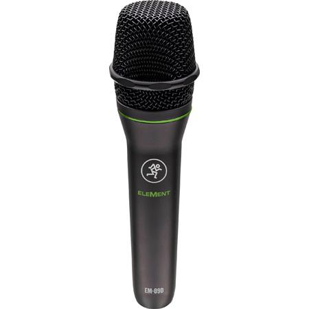 Mackie EM-89D EleMent Series Dynamic Vocal Microphone