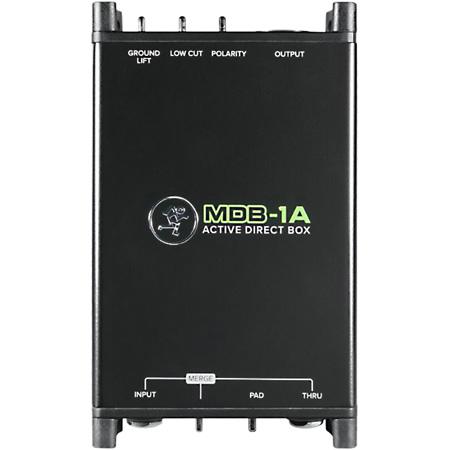 Mackie MDB-1A Active Direct Box