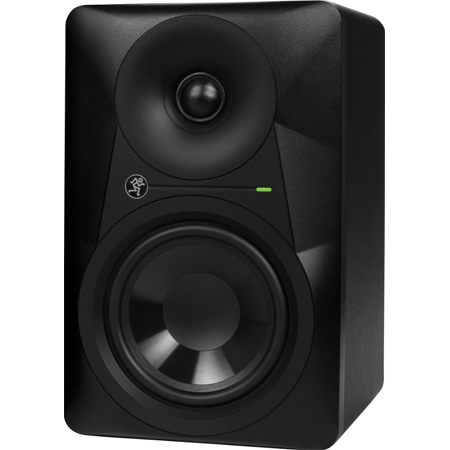 Mackie MR524 5 Inch 50-Watt Powered Studio Monitor