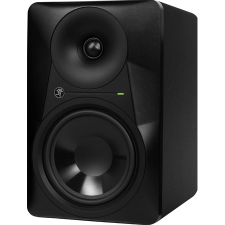 Mackie MR624 6.5 Inch 65W Powered Studio Monitor