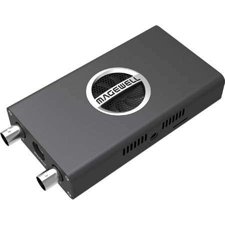 Magewell 64040 Pro Convert SDI Plus - Connect Existing Source Equipment into NDI-enabled  IP-Based Media Network