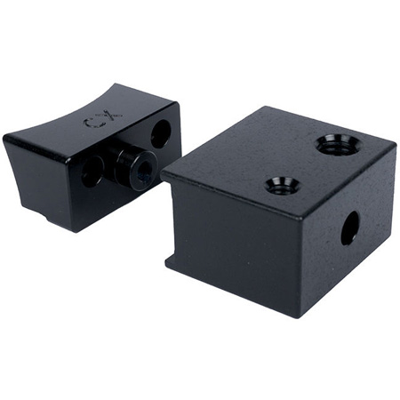 Miller 1255 Accessory Mounting Block to Suit CX & Compass Fluid Heads