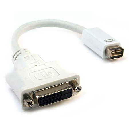 Apple Mini-DVI to DVI Adapter Equivalent to Apple M9321G/B