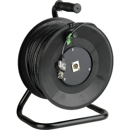 Jackreel Connect-N-Go Reel Composite Video Over Belden 1583A Cat5e Cable 100 Ft