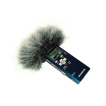 WindTech MM-50 Mic Muff for Marantz PMD620 / Sony PCM-M10 / Tascam DR07 & More