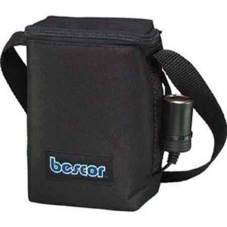 Bescor MM-9XLRATM - Starved Electrolyte (Lead Acid) Battery - 12 VDC 108WH