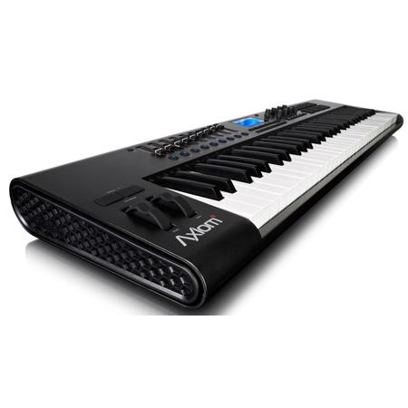 M-Audio Axiom 61 2nd Gen 61-key USB Mobile MIDI Controller Keyboard