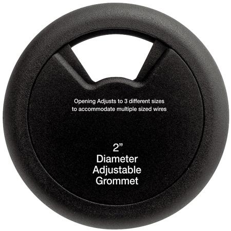 2 Inch Diameter Desktop Grommet