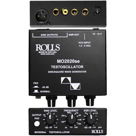Rolls MO2020 Testoscillator