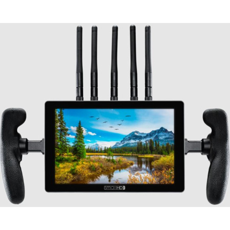 SmallHD MON-702-TOUCH-BOLT-4K-GM 702 Touch Screen Monitor with Bolt 4K Receiver - Gold Mount