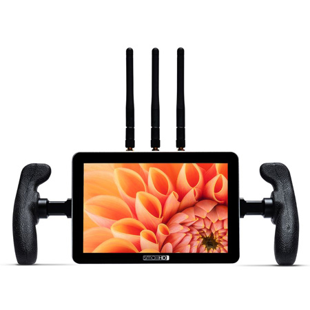 SmallHD MON-FOCUS7-BOLT-500-RX FOCUS 7 7-inch Monitor with Handles and Built-In Teradek BOLT 500 Wireless Receiver