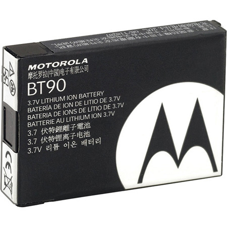 Motorola HKNN4013 Standard Li-ion Rechargeable Battery 1800 mAh 3.7v