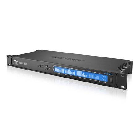 MOTU 24Ao USB/AVB Ethernet Audio Interface w/24 Channels of Analog Output & DSP