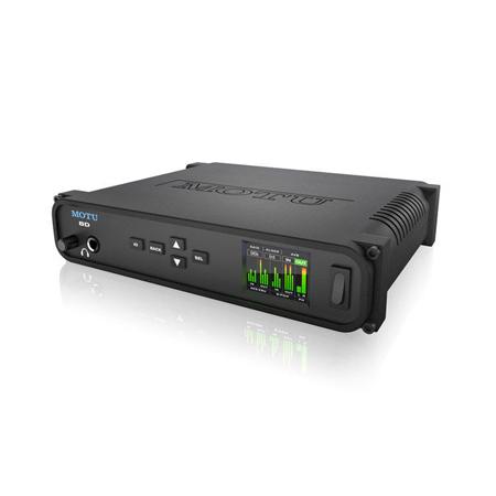 Motu 8D AES3 and S/PDIF USB/AVB Audio Interface