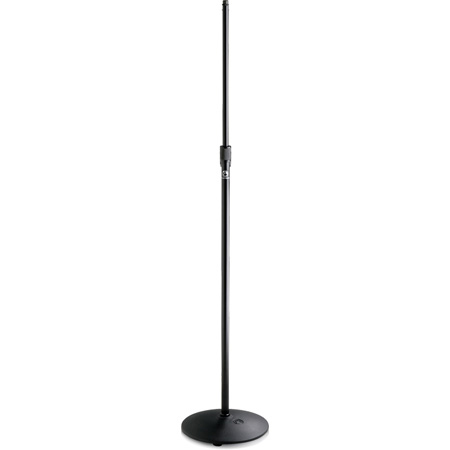 Atlas MS-12CE Low-Profile 35in to 63in Black Mic Stand
