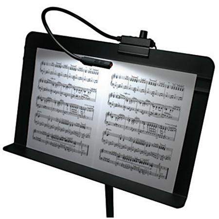Littlite MS-18-HI High Intensity Music Stand Light - 18 inch Gooseneck