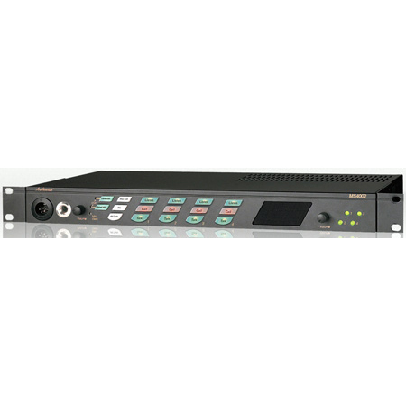 Telex MS-4002 Four-Channel User/Main Station with 4.0 amp Power Supply