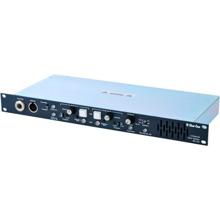 Clear-Com MS-702 Intercom 2-Channel Rackmount Main Station