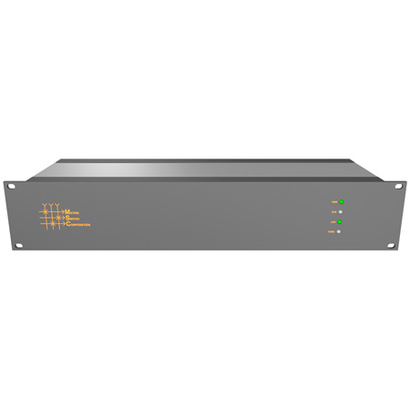 Matrix Switch MSC-2HD0832S 3G/HD/SD-SDI 8x32 2RU Routing Switcher -Status Pnl