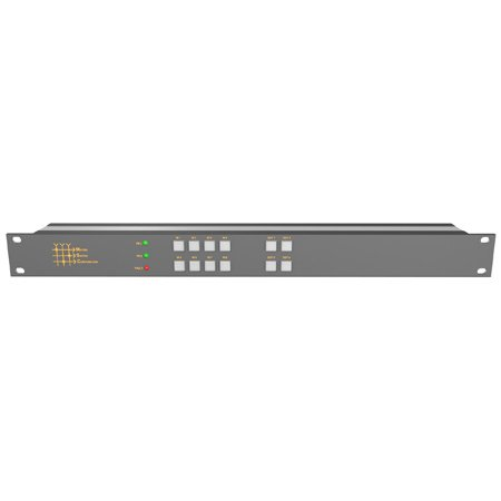Matrix Switch MSC-XD84L 8 Input 4 Output 3G-SDI Video Router With Button Panel