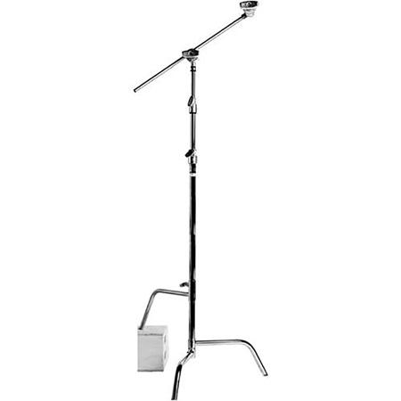 Matthews 756040 40in C Stand w/Sliding Leg Includes Grip Head & Arm