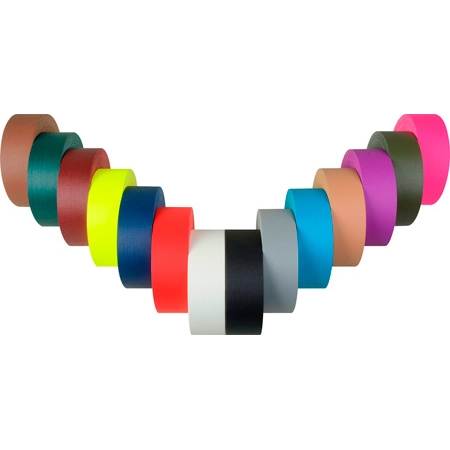 Pro Tapes MTK-GT2-COLORKIT Pro Gaff 2 Inch Gaffers Tape Multi-Color Kit
