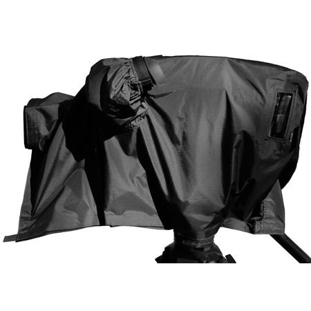 ShooterSlicker S4 Fiber / Triax Camera Cover - Black