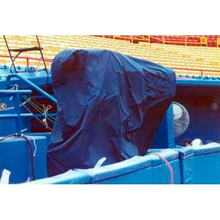 ShooterSlicker S7 Elephant Bag Overnight Protection for ENG/EFP Camera Blue