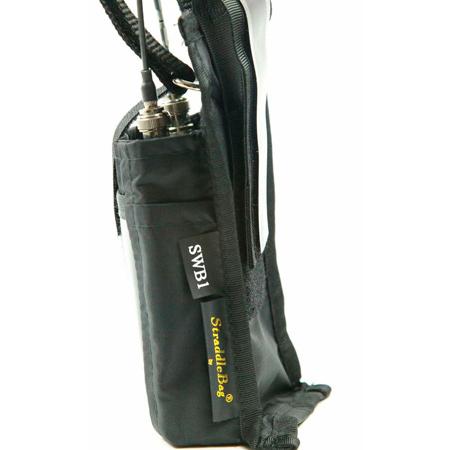 ShooterSlicker Straddlebag Anton Bauer Brick Wireless Mic Receiver Holder