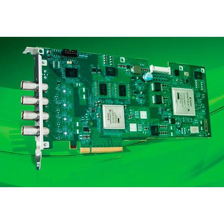 Matrox VS4 Pro - Matrox VS4 Recorder Pro Software & Matrox VS4 Quad HD-SDI Capture Card (EDU Version)