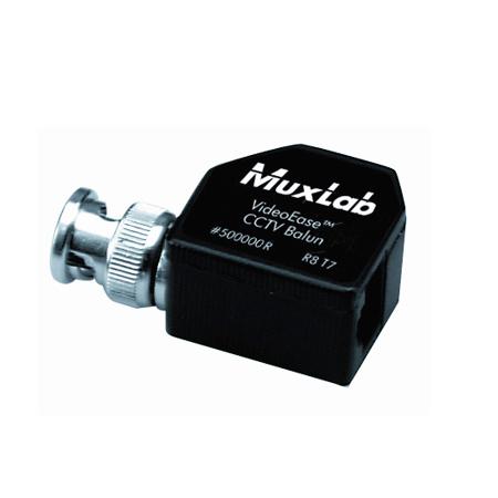 MuxLab 500000 VideoEase Single Channel BNC to RJ45 Modular Balun