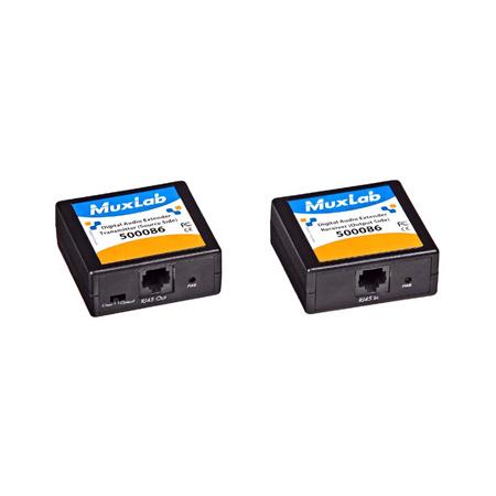 Muxlab 500086 Digital Audio Extender