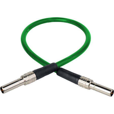 Canare MVPC002FGN 75 Ohm Mid Size Video Patch Cord 2ft - Green