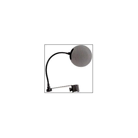 MXL-PF-002 Metal Mesh Pop Filter - Black