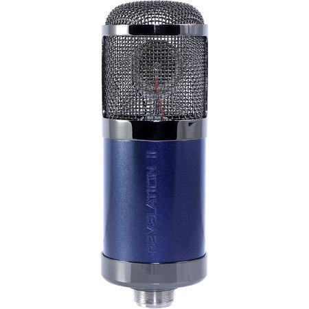 MXL REVELATION II Variable-Pattern Tube Condenser Microphone
