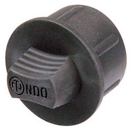 Neutrik NDO dummyPLUG for opticalCON Receptacles