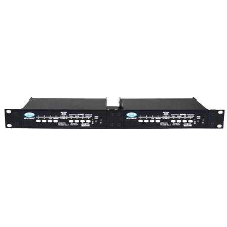 NTI SPLITMUX-4K-4RT-2R 4K HDMI Quad Screen Multiviewer - 1RU Dual Side-by-Side Rackmount
