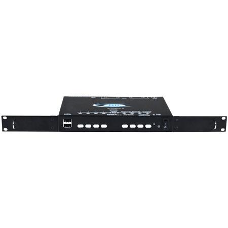 NTI SPLITMUX-4K-4RT-R 4K HDMI Quad Screen Multiviewer - 1RU Rackmount