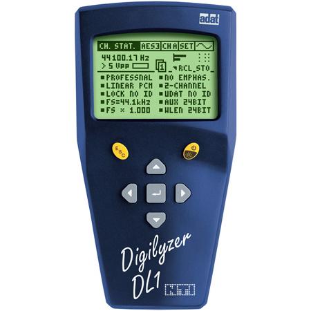 NTI DL1 Digilyzer Digital Audio Analyzer