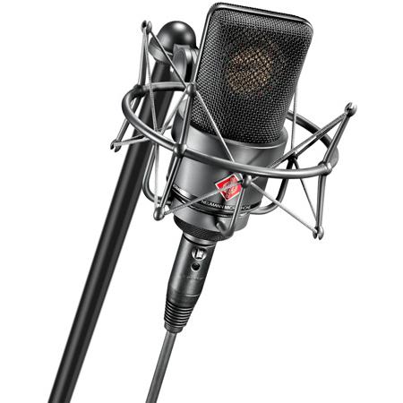 Neumann TLM103MT Cardioid Studio Condenser Microphone -Matte Black