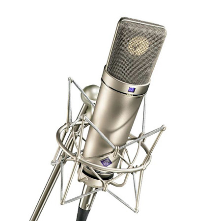 Neumann U 87 AI SET Z Multi Pattern Microphone - Nickel