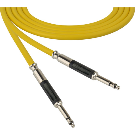Neutrik NKTT-03YE TT Bantam Cord 1ft - Yellow