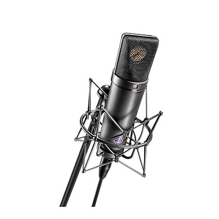 Neumann U 87 AI MT Multi-Pattern Microphone - Black