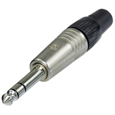 Neutrik NP3C 1/4 Inch TRS Male Cable Plug