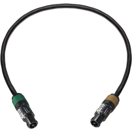 Sescom NSP4-NSP2-003 Neutrik 4-Pole speakON to 2-Pole speakON Speaker Cable- 3 Foot