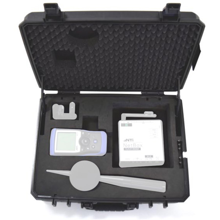 NTI 600 000 471 Basic Outdoor Case to protect the XL2 and Accessories