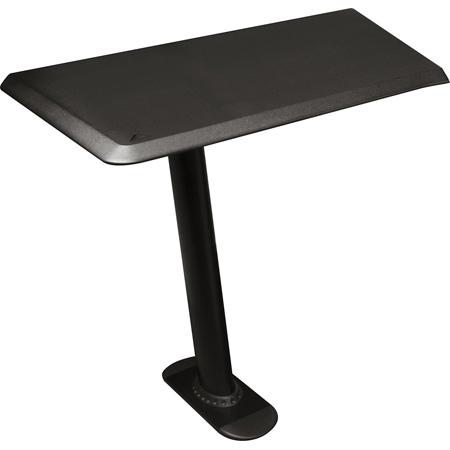 NUC-EX24L Nucleus Series - Studio Desk Table Top - Single 24 Inch Extension with leg (Left)