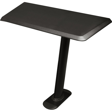 NUC-EX24R Nucleus Series - Studio Desk Table Top - Single 24 Inch Extension with Leg (Right)