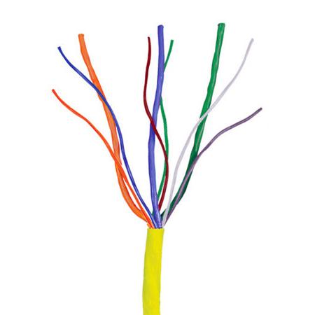 OCC CX021HBAB9YP SMPTE 3-IN-1 Stadium Cable-Plenum 11.4mm - 1000 Foot