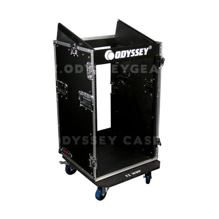 Odyssey FR1016W Flight Ready Combo Rack with Wheels